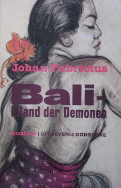 Bali, eiland der demonen - Cover