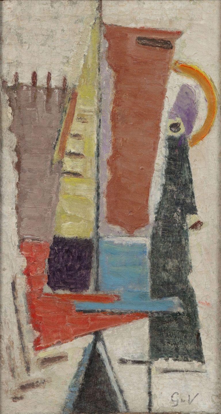Geer van Velde - Abstract Composition