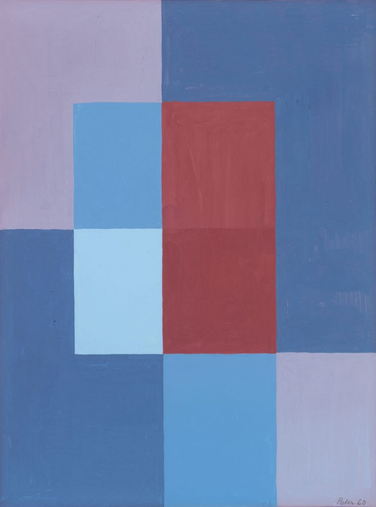 Geni Peter -  Composition 1960