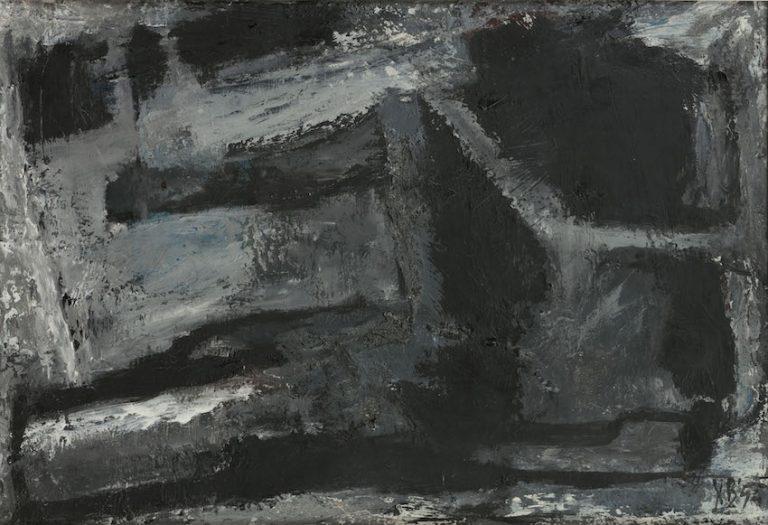 Hendrik van Bottenburg (1911 - 1985)  1954