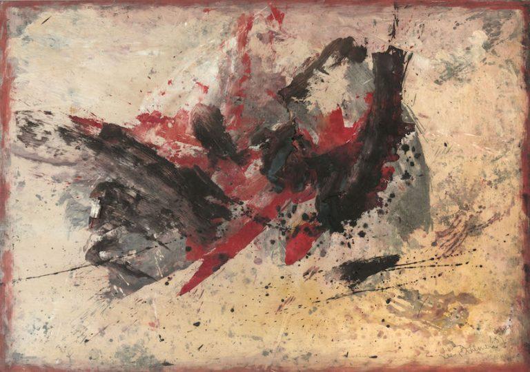 Kees van Bohemen (1928-1985)  Composition, 1959