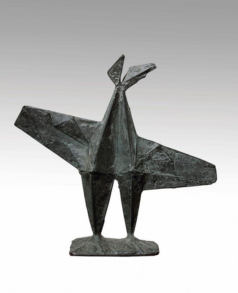 Lynn Chadwick - Winged figure 1967
