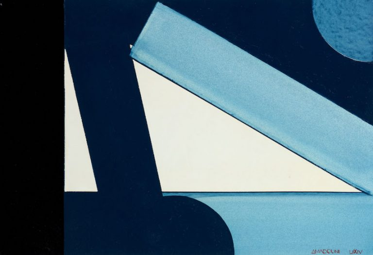 Amadouni Vahan - Composition 1974